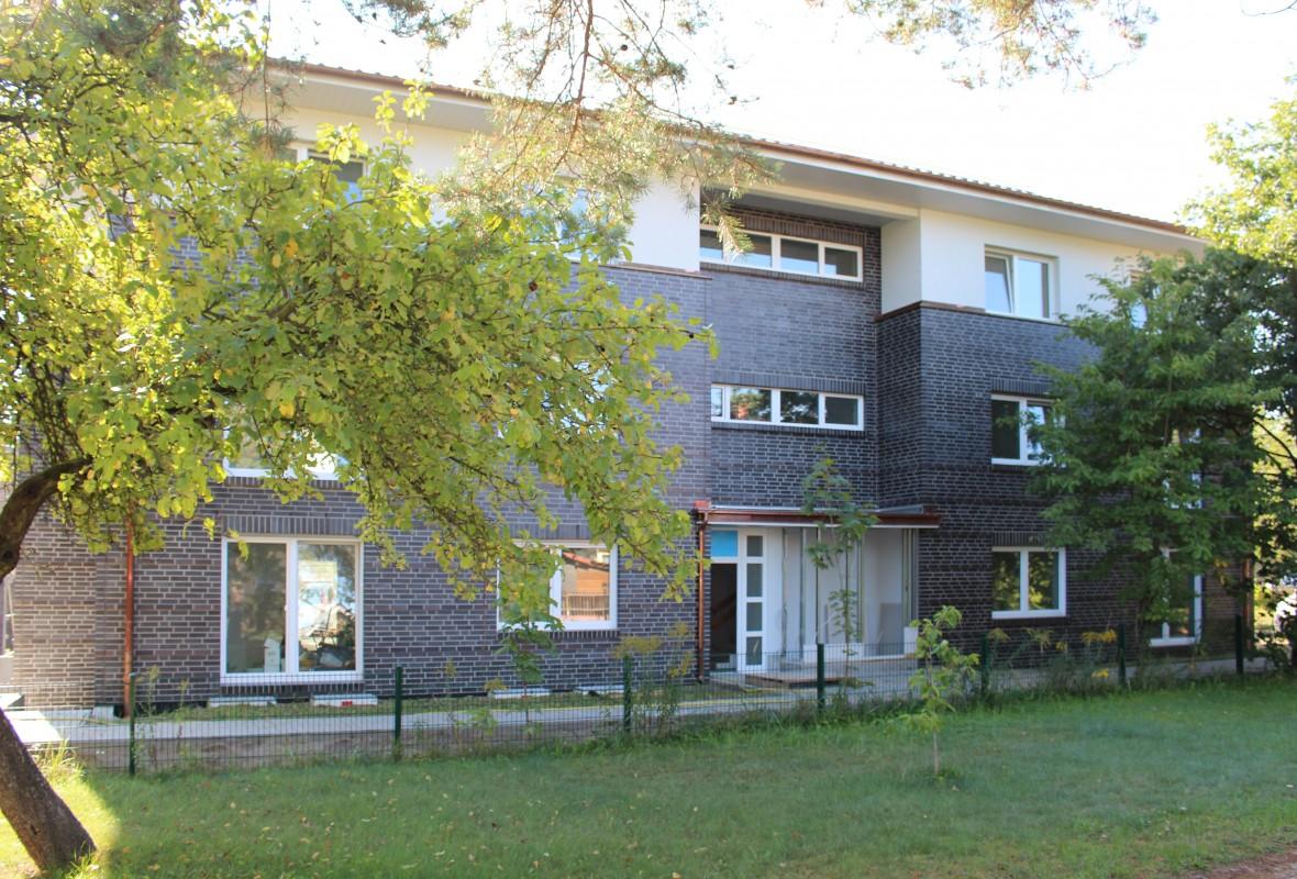 Ansicht - Neubau Mehrfamilienhaus in Woltersdorf im Jahr 2015
