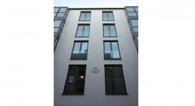 Neubau Wohn- & Geschäftshaus