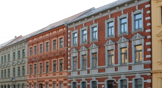 Sanierung Mehrfamilienhäuser