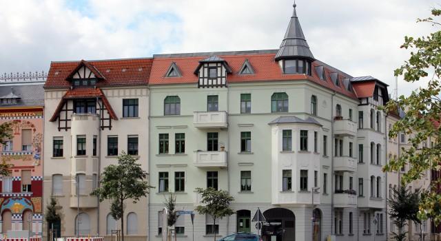 Sanierung Mehrfamilienhaus