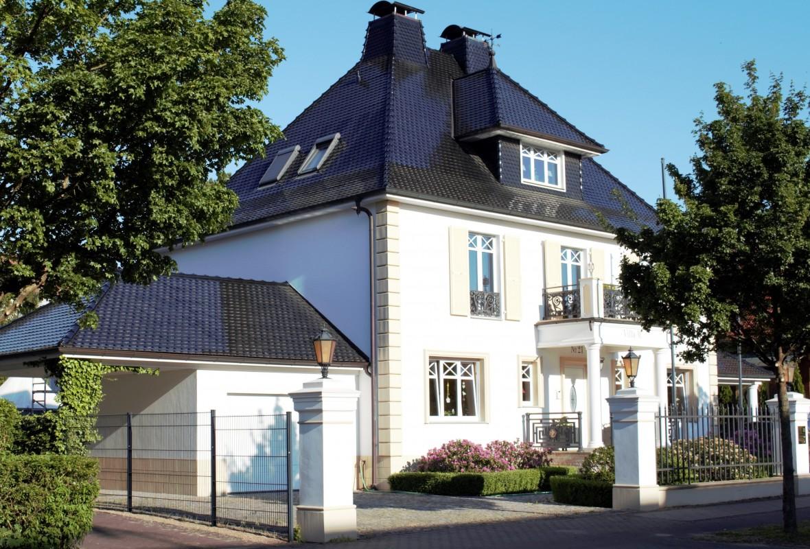 Ansicht - Sanierung & Nutzungsänderung zur Kita in Wittenberge im Jahr 2006