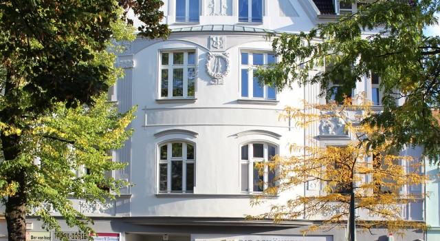 Sanierung Wohn- & Geschäftshaus